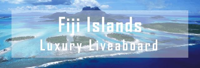 Luxury Liveaboard Fiji Divezone