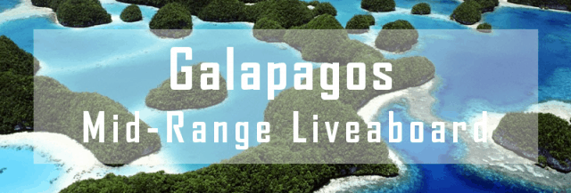 budget liveaboard galapagos
