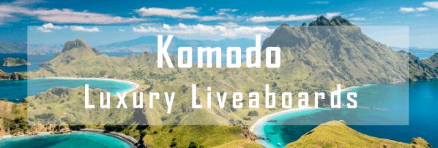 luxury liveaboard komodo diving cruise