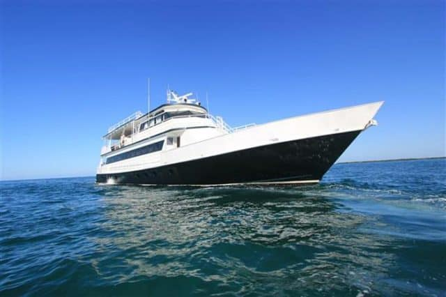 luxury liveaboard cuba avalon I