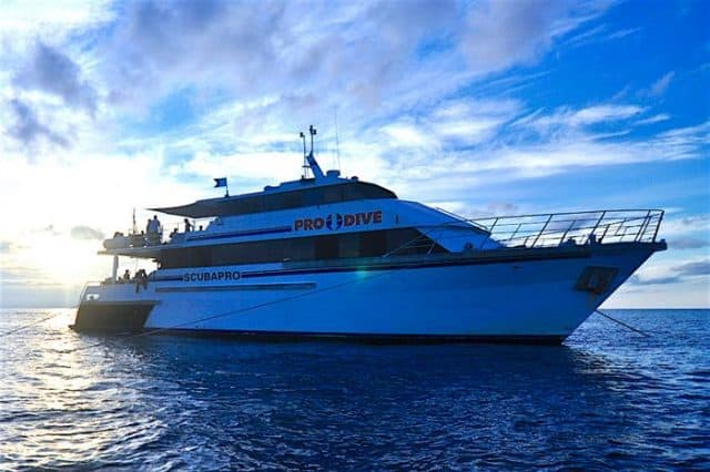 scuba pro III cheap budget liveaboard great barrier reef