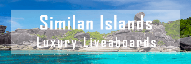 Luxury Liveaboard Similan Islands