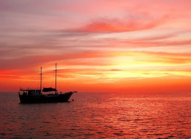Thailand liveaboard similan islands andaman sea