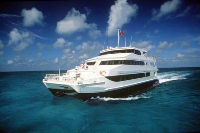 Aqua Cat Liveaboard Review Bahamas Caribbean Caribbean Dive Boat Reviews
