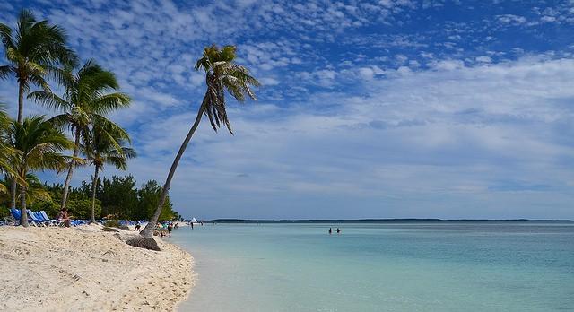 Bhamas Coco Cay Private Island