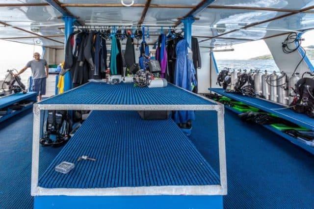 bilikiki liveaboard diving cruise solomon islands