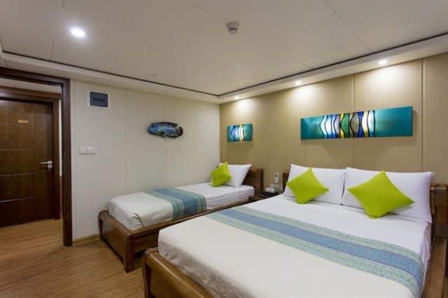 cabin carpe novo luxury liveaboard maldives