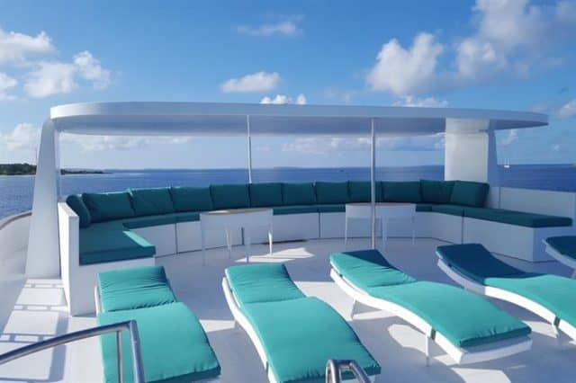 sundeck carpe novo luxury liveaboard maldives