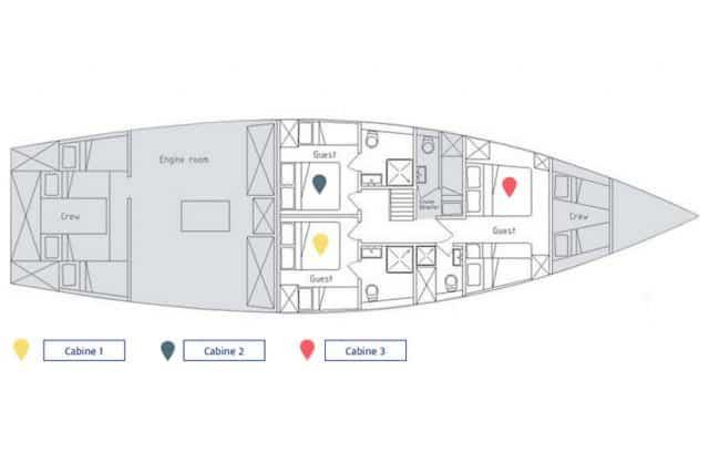deck plan mantra liveaboard scuba diving komodo