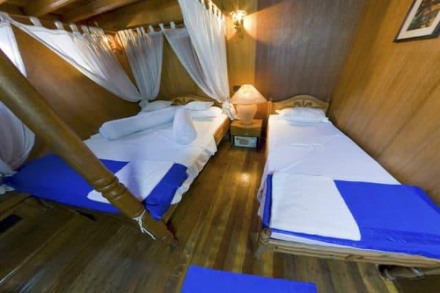 cabins on the moonima liveaboard diving maldives