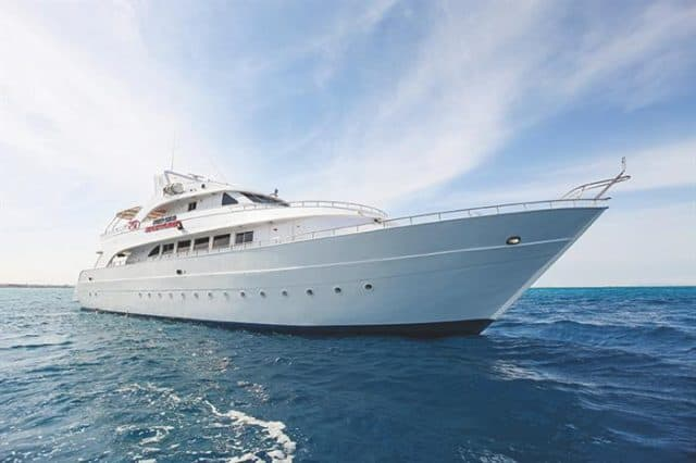 Red Sea adventure liveaboard budget