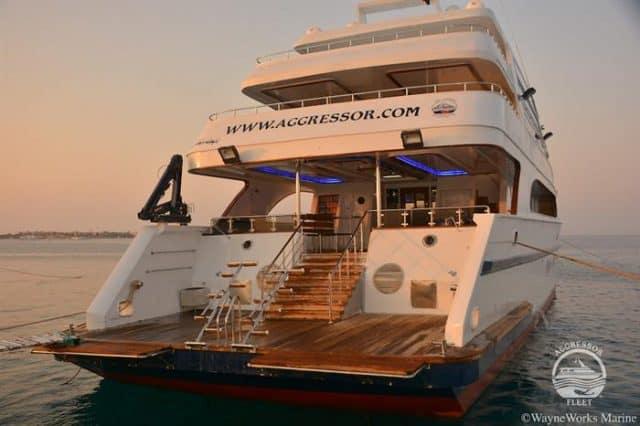 scuba diving sri lanka aggressor liveaboard cruise