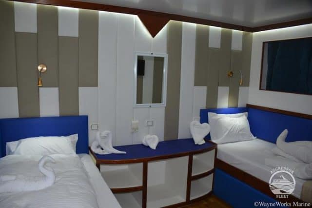 cabin sri lanka aggressor liveaboard diving cruise