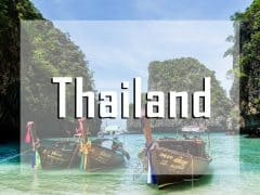 vignette thailand liveaboard diving destination