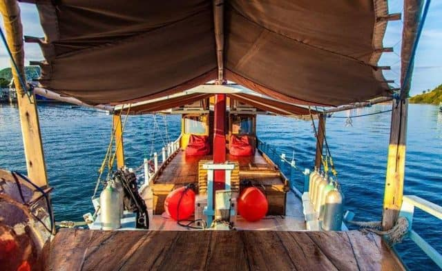 outdoor pratiwi liveaboard charter diving cruise komodo indonesia
