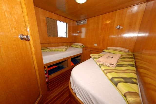 twin cabin lighthouse miracle 1 liveaboard scuba diving red sea