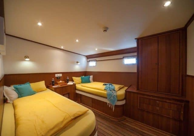 cabin MY independence II egypt red sea liveaboard diving