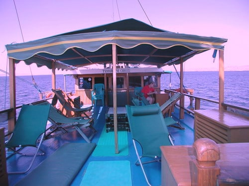 temukira liveaboard diving komodo indonesia