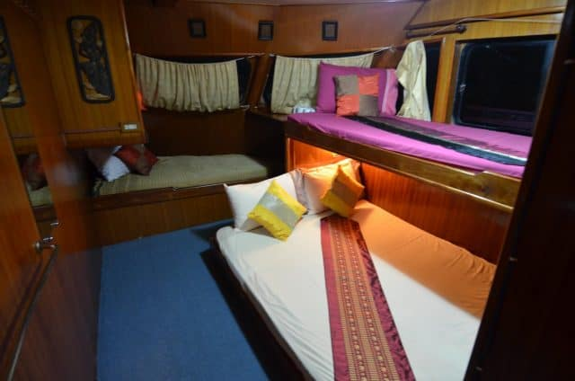 andaman tritan liveaboard diving