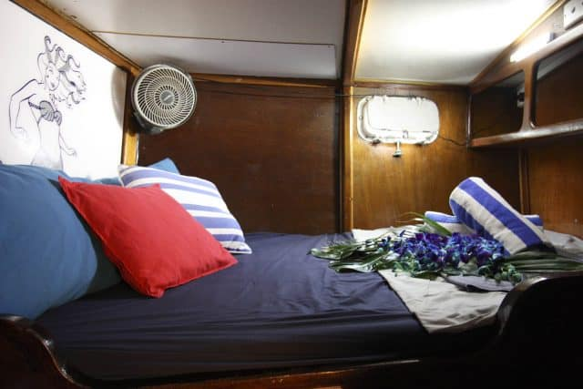 cabin coral sea dreaming liveaboard diving great barrier reef