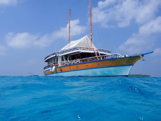 Nautilus One Liveaboard Review Maldives Dive Boat Reviews
