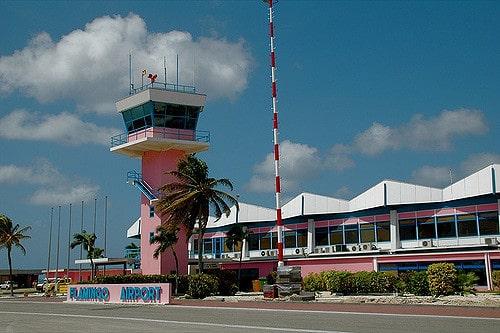 Bonaire airport worlds best shore dives