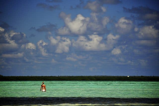 Bonaire known for scuba diving and beaches