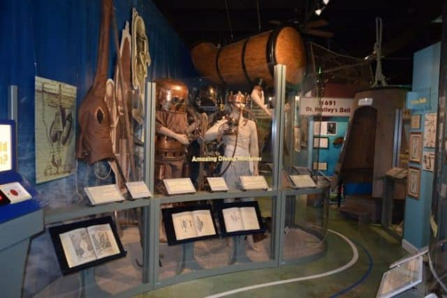 florida scuba history of diving museum