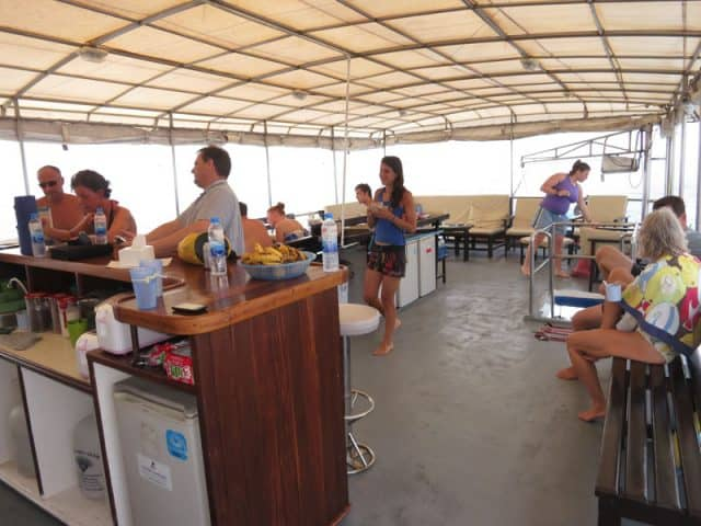 oktavia liveaboard diving thailand similan islands