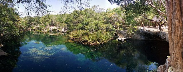 cenote diving review mexico