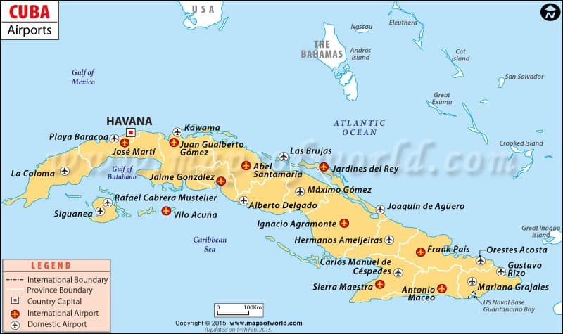 Cuba Travel Tips Caribbean Things to do Map and Best Time to
