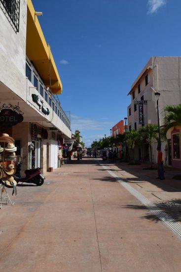 yucatan mexico diving review