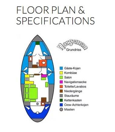 deck plan scuba liveaboard italy italian