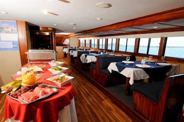 galapagos sky luxurious liveaboard