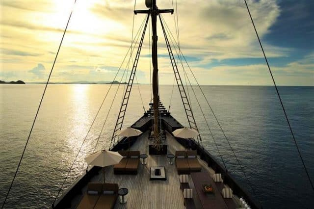 alila purnama most luxurious liveaboard indonesia