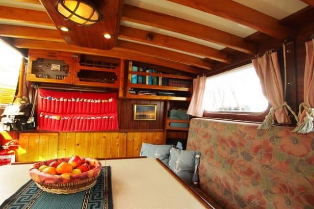 Norseman liveaboard italy