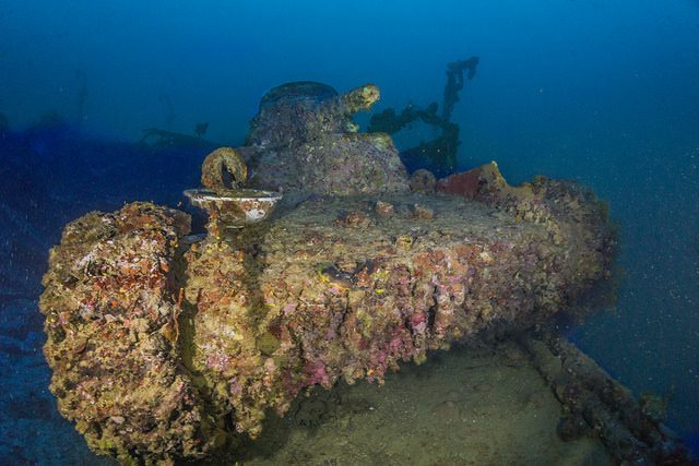 truk chuuk diving review