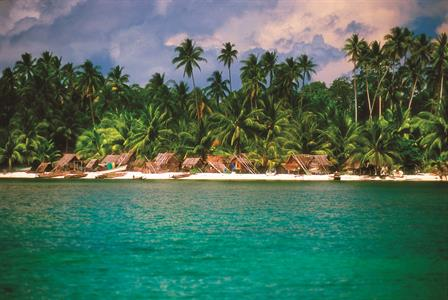 Trobriand Islands Milne Bay scuba diving