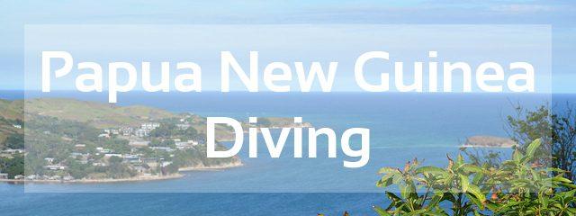 papua new guinea diving destitnation review
