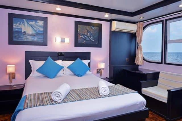 horizon 3 maldives liveaboard diving cruise