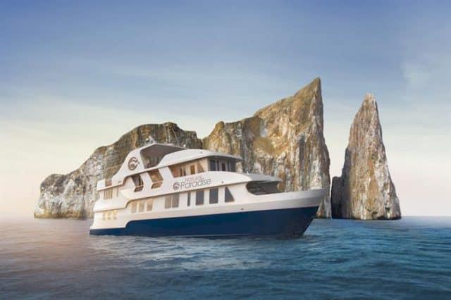 Natural Paradise Cruise Ship Review Galapagos Cruise