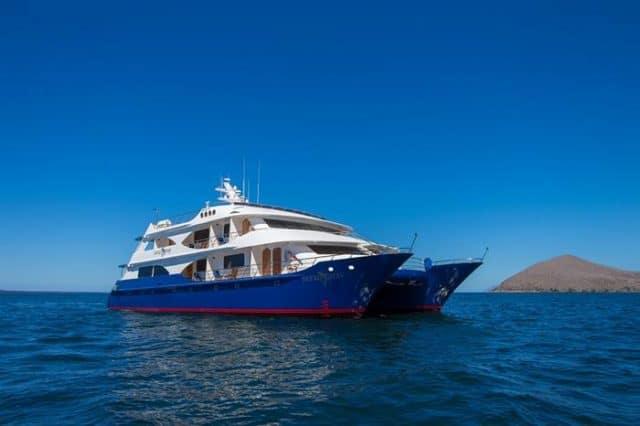 Ocean Spray Cruise Ship Review Galapagos Cruise Ship