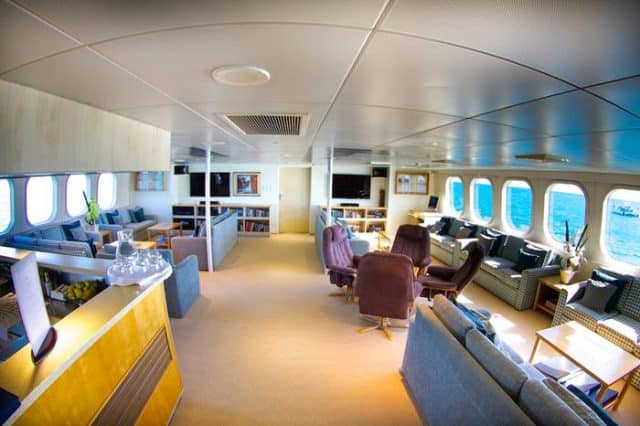 true north liveaboard diving cruise