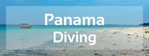 panama scuba diving destination