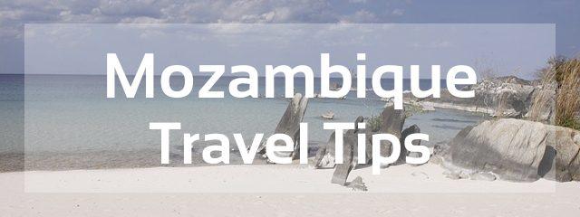 scuba diving destination mozambique