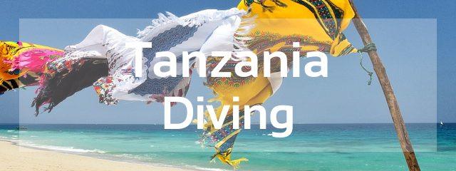 tanzania scuba diving destination