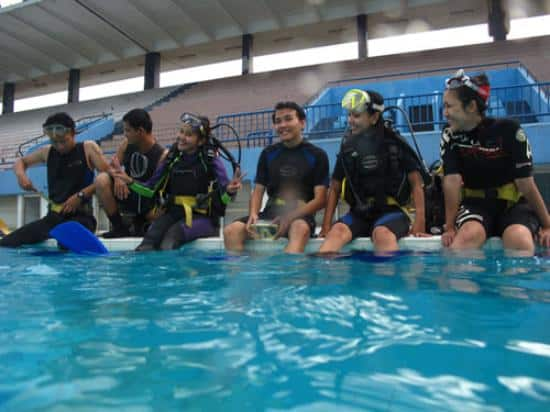 best diving center jakarta ocean dive