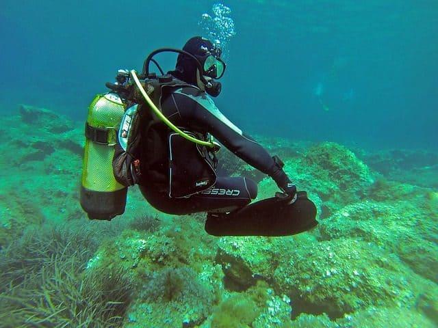tips for beginner scuba diver