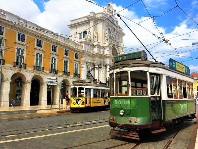 travel portugal lisbon