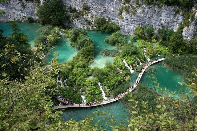 Plitvice National Park by Enjosmith